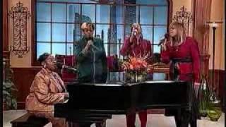 The Clark Sisters on The Dorinda  Show  - Celebration and The Chipmunk Song Part 2