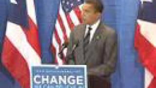 Barack Obama Dancing in Puerto Rico