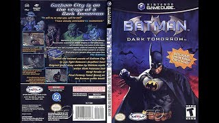 (L:44) Batman Dark Tomorrow GC Longplay