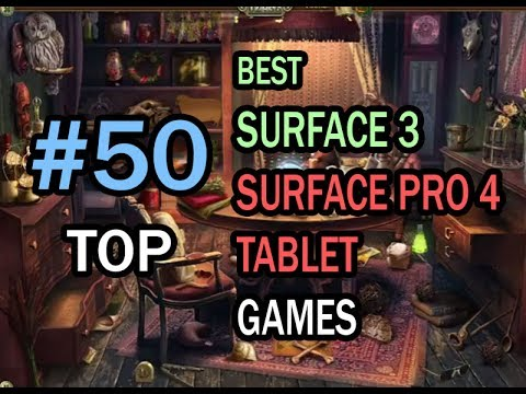 #50 (of 50) Best SURFACE Tablet Games: HIDDEN CITY: MISTERY OF SHADOWS