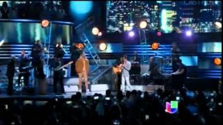 Marc Anthony Feat Romeo Santos en Premio Lo Nuestro 2015 -Yo también (19/02/15)