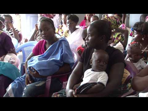 OMS : Vacciner les mères et les enfants en Afrique