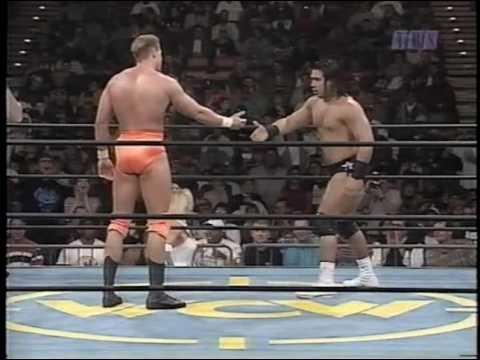 WCW Alex Wright vs Hector Garza
