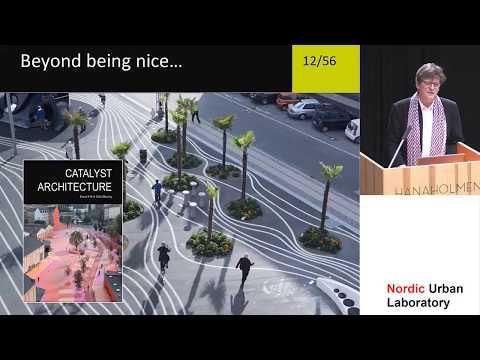 Nordic Urban Lab 2018 - keynote by Hans Kiib