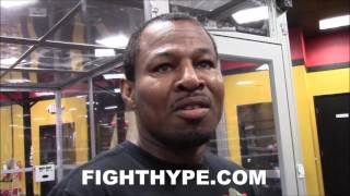 SHANE MOSLEY REVEALS KELL BROOK WAS HURT WHILE SPARRING HIS FIGHTER; SAYS ERROL SPENCE CAN STOP HIM