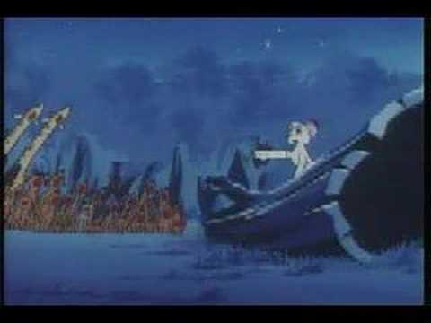 Kimba the White Lion (1960's) Clip