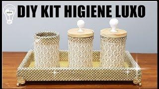 Faça Você Mesmo Kit Higiene Luxo – Reciclando
