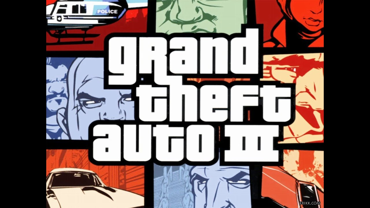 Home Sweet Home In Liberty City Grand Theft Auto Iii W