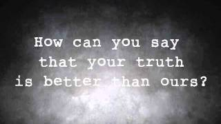 Mumford & Sons - I Gave You All (lyrics)