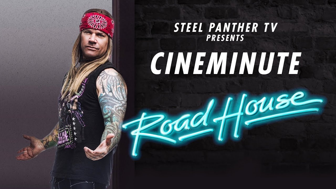 Steel Panther TV presents: Cineminute