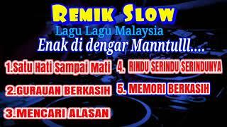 Download Mp3 Dj Satu Hati Sampai Mati   Remik Slow _5 Lagu Malaysia