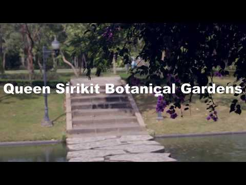 Queen Sirikit Botanical Gardens - One Minute in Bangkok