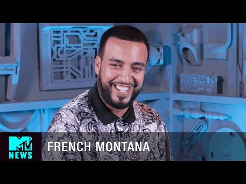 French Montana on 'Unforgettable' & His Charity Work in Uganda | MTV News