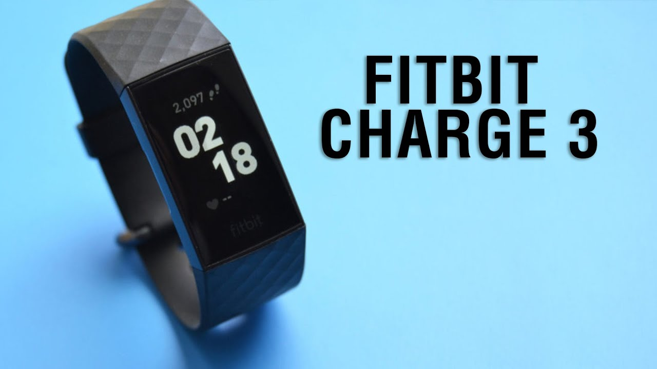 All Hands on Tech – Fitbit Charge 3 review | IT World Canada