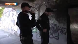 Киборгу помешали заняться сексом с киевской бомжихой