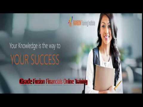 Oracle Fusion Financials  Training