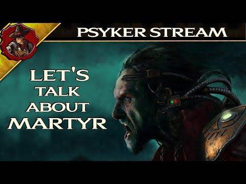 Martyr Stream
