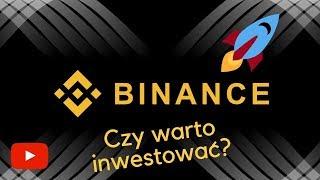 Binance coin BNB projekt z dużym potencjałem - czy warto inwestować?