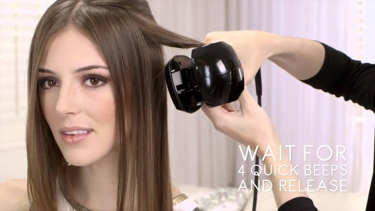 The Revolutionary New Perfect Curl By Babyliss Pro Youtube