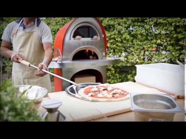Fours Alfa Pizza en extérieur