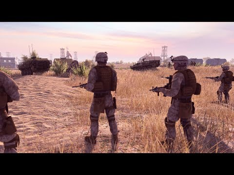(FREE) Modern Military Strategy & FPS Skirmishes | Call to Arms Gameplay