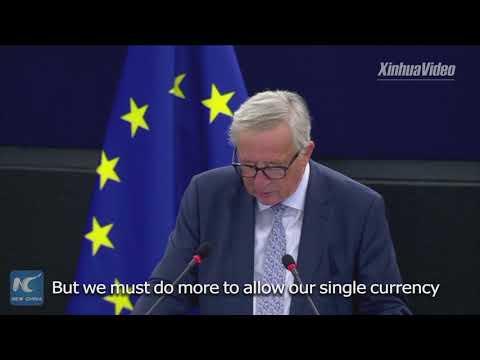Euro Vs Dollar? EU Sets Out To Strengthen Euro Int'l Role, Break USD Monopoly