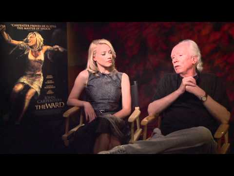 The Ward - Exclusive: John Carpenter and Amber Heard Interview poster