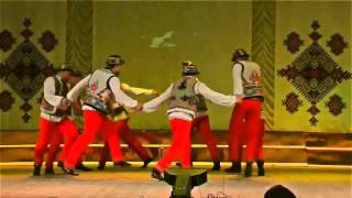 11 УКРАИНА гуцульский танец АРКАН