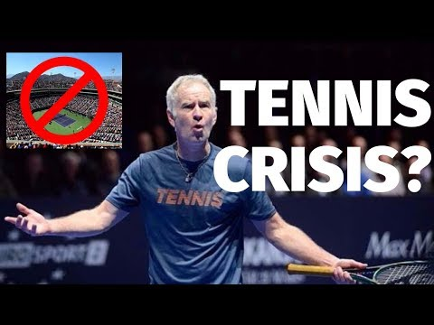 Tennis Coronavirus Crisis - Will ALL Tournaments Be Cancelled?