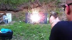 Clark Custom Cartridge Co, .45 ACP Incendiary Ammo :)