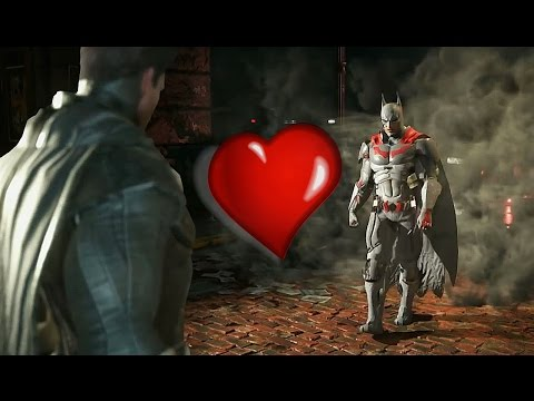 Injustice 2 Will Make You Want To Marry Batman