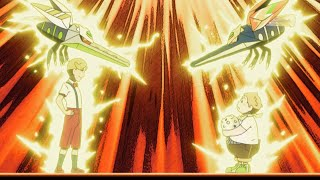 An Electrifying Rivalry! | Pokémon the Series: Sun & Moon—Ultra Legends | Official Clip