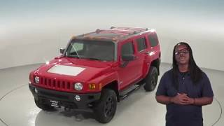 R94687NC - Used 2007 Hummer H3 4WD Review Test Drive