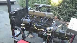 Wolseley 14/56 14/60 Engine Test