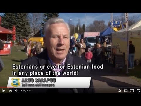 Tallinn City Government @ Estonian Food Fair 2017