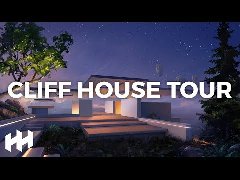 Searching For Easter Eggs In The Windows MR Cliff House! | In Depth Tour