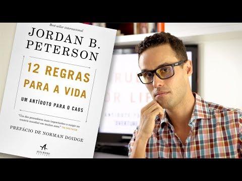 Peterson, Jordan - 12 Regras Para a Vida: Um antídoto para o caos.