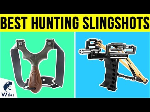 10 Best Hunting Slingshots 2019
