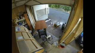 Denizen Teardrop Trailer Build — Electrical Raceway Cabinetry