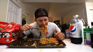 What Is the Fire Noodle Challenge?