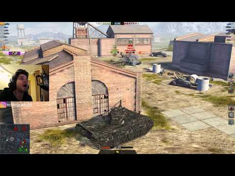 WoT Blitz - Тупейший баг и минус танки.Главные правила Танкиста - World Of Tanks Blitz (WoTB)