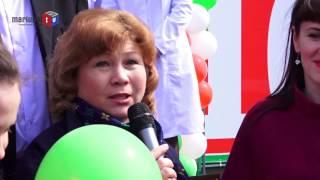 «Низкие цены, широкий ассортимент и высокое качество»: в Волновахе открылась  аптека Азовфарм