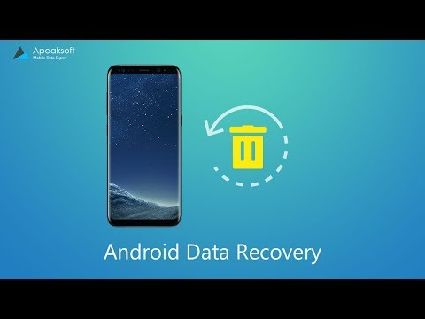 Android Data Recovery - Recover Lost Or Deleted Files From Android Device