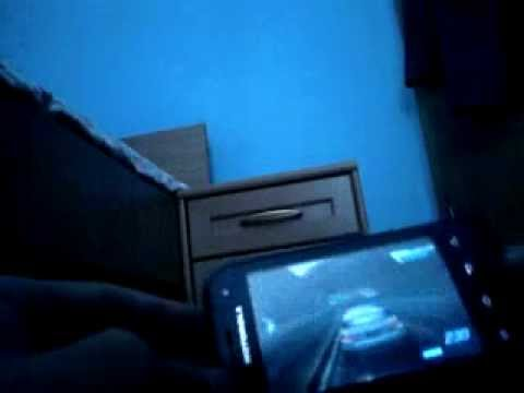 Need For Speed Most Wanted on Motorola Defy Mini xt320