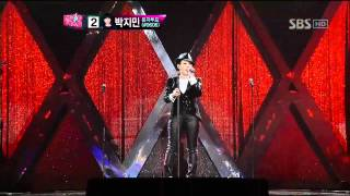 Park Ji Min [Love on top] @KPOPSTAR 20120415