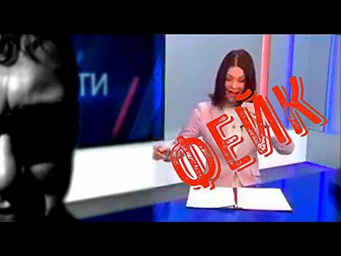 ** Телеведущая расхохоталась после слов о льготах в России**