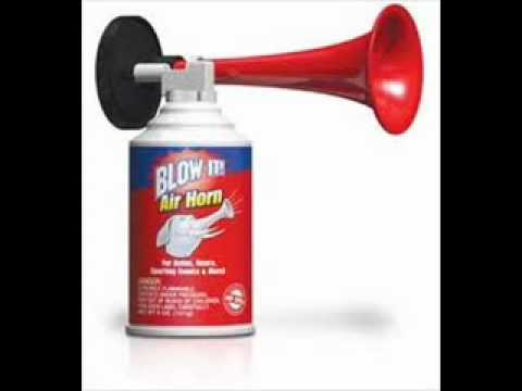 Air Horn Sound Effect