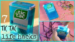 7 tic tac life hacks easy helpful and fast