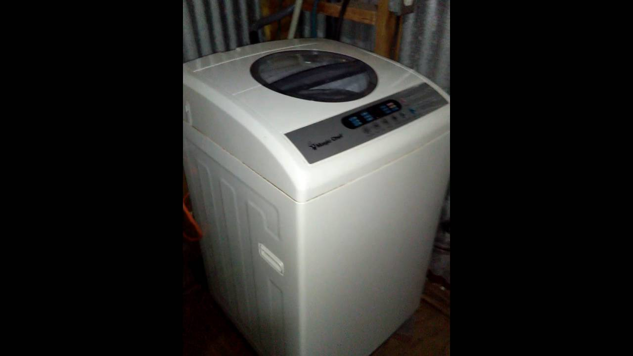 Magic Chef Compact Washer Review