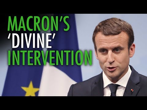 France: Macron to ban internal combustion engine